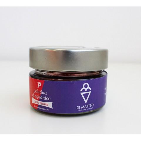 Gelatina di aglianico 200 gr.