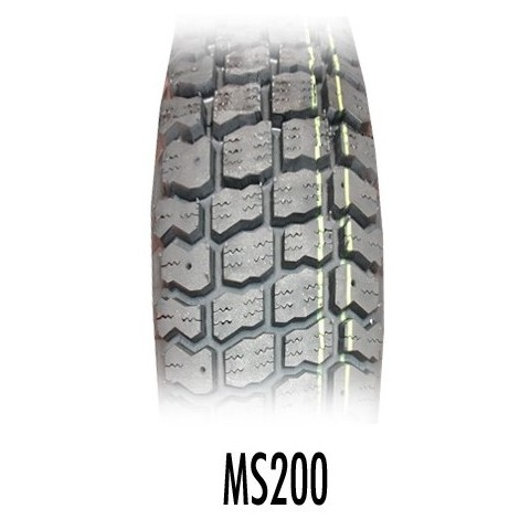 145/80 X13 RICOPERTO NEVE MS200