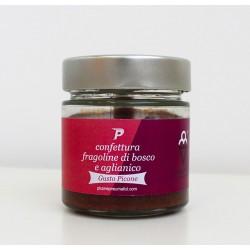 Strawberry and Aglianico wine Jam